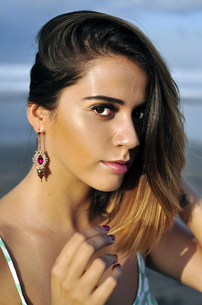 Bali Beauty Guide | Akanksha Redhu | face close up