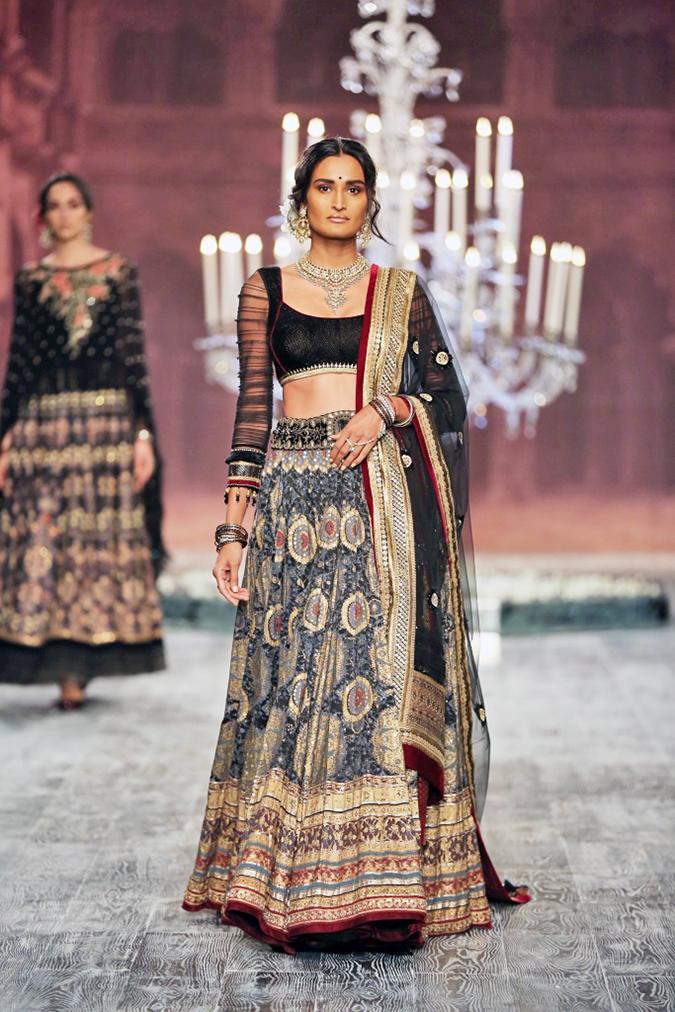 India Couture Week 2016 | Akanksha Redhu | TT2