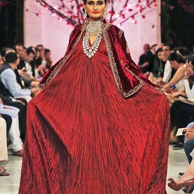 This rohitbal look from the India Couture Week 2016 ishellip