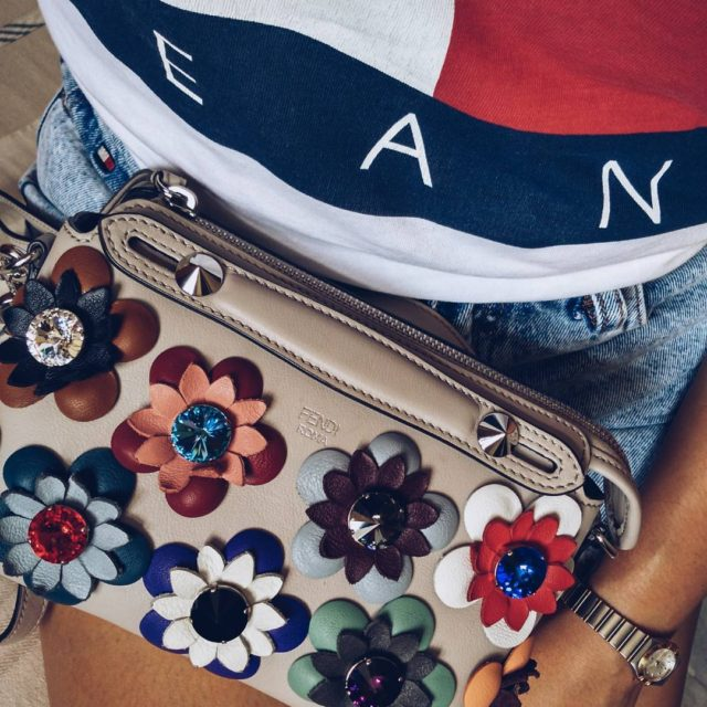 Details from todays outfit Tap for more This fendi baghellip