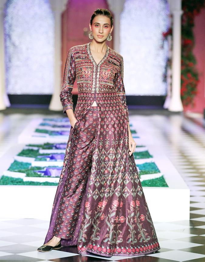 India Couture Week 2016 | Akanksha Redhu | And1