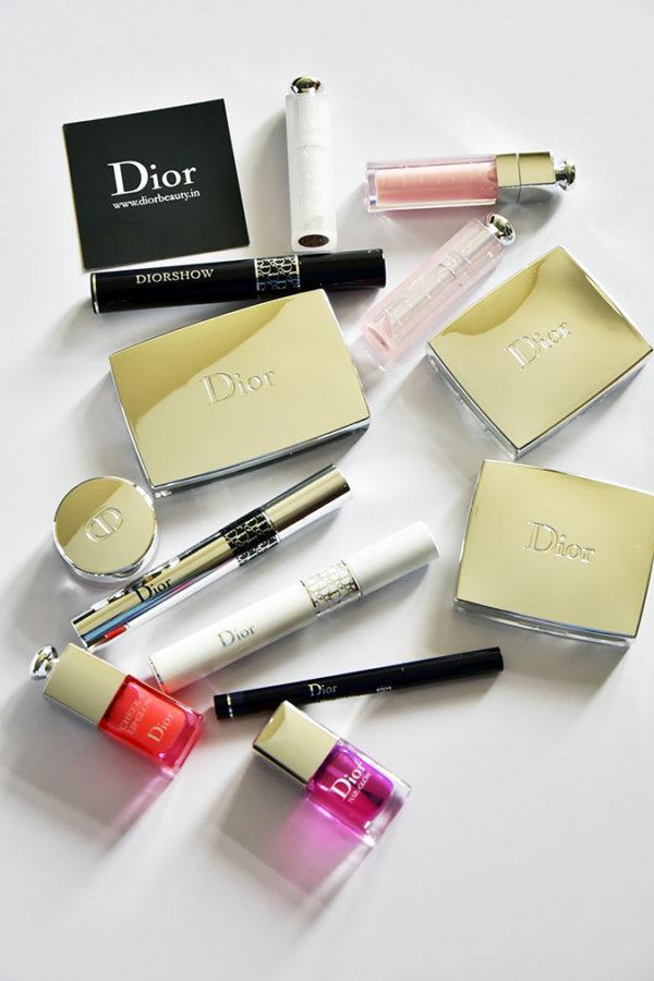 Dior Beauty India | Akanksha Redhu | out of cartons all long