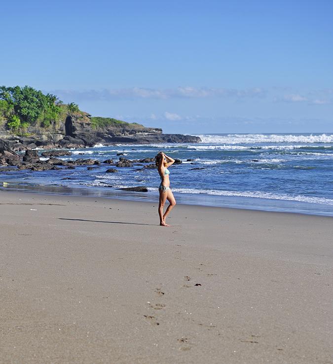 Kedungu Beach | Bali | Akanksha Redhu | full sdie far