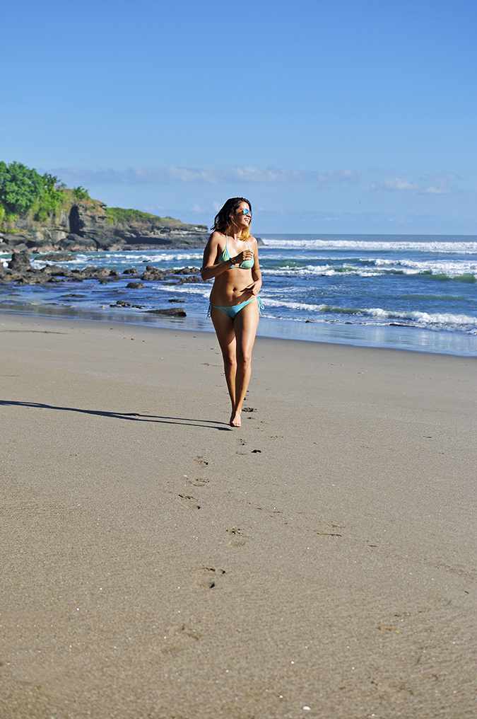 Kedungu Beach | Bali | Akanksha Redhu | running