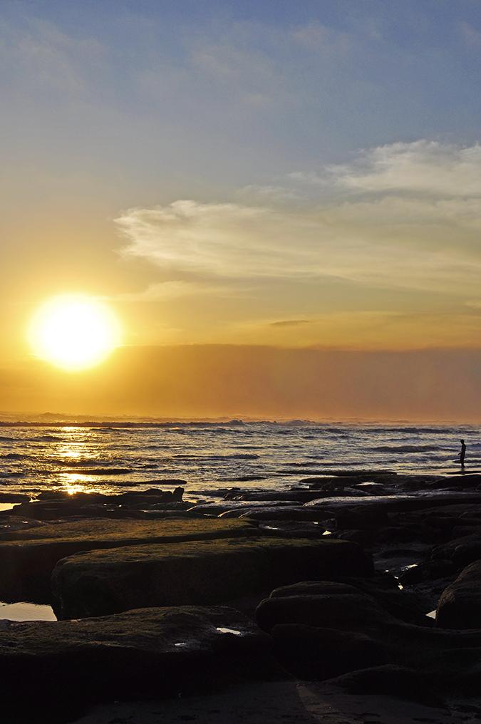 Kedungu Beach | Bali | Akanksha Redhu | sunset long on left