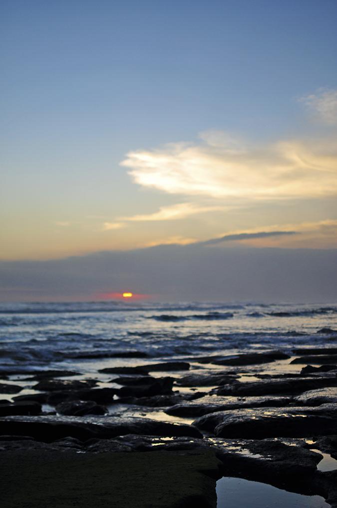 Kedungu Beach | Bali | Akanksha Redhu | sunset focus on rocks