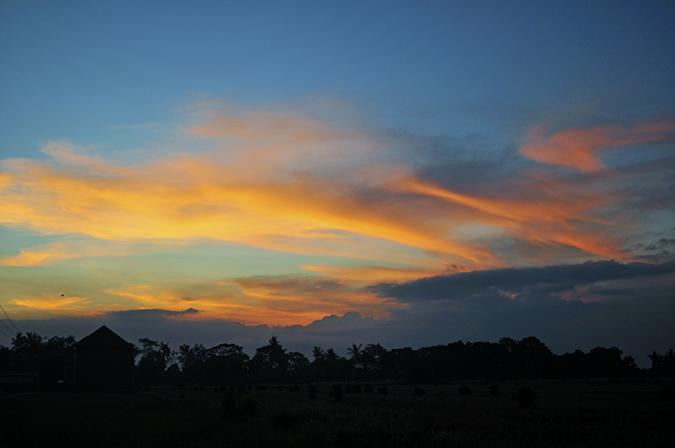 Kedungu Beach | Bali | Akanksha Redhu | post sunset wide