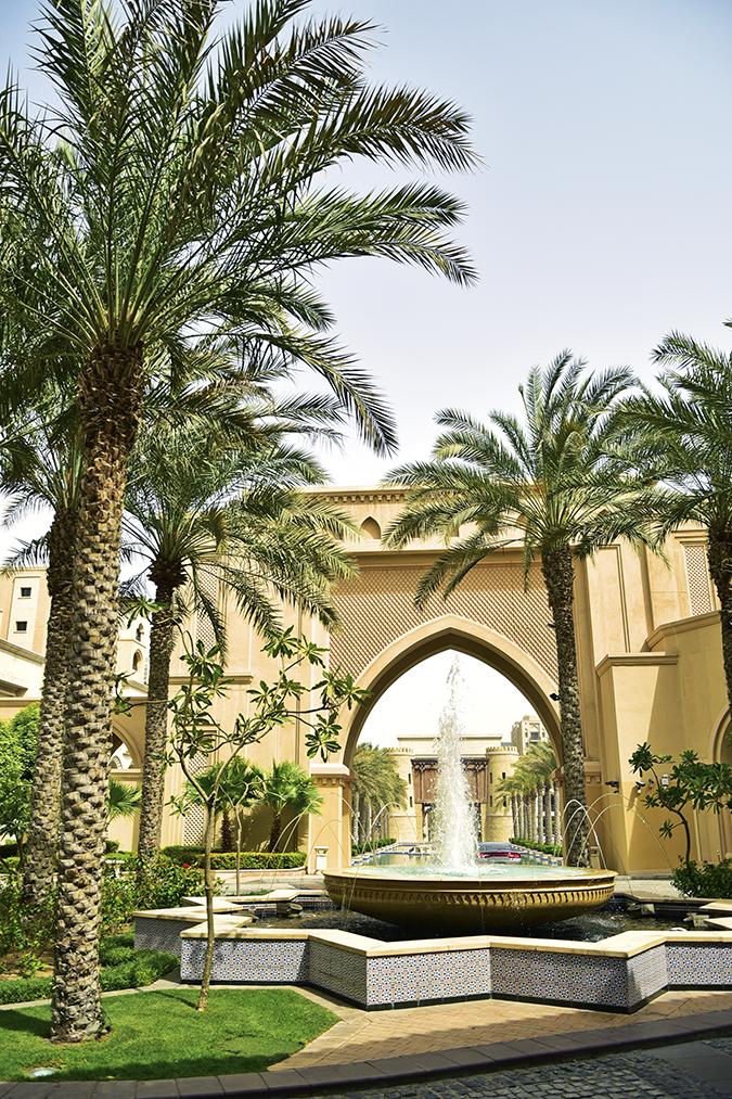 Emirates Holidays | Dubai | Akanksha Redhu | palace downtown exteriors