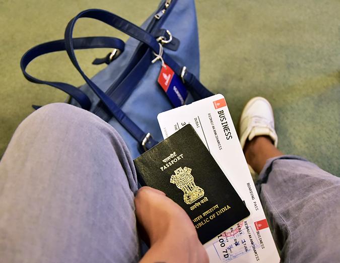 Emirates Holidays | Dubai | Akanksha Redhu | passport