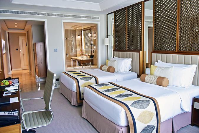 Emirates Holidays | Dubai | Akanksha Redhu | taj room