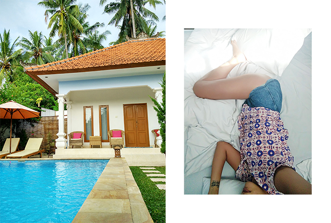 Lovina Beach | Bali | Akanksha Redhu | room combo