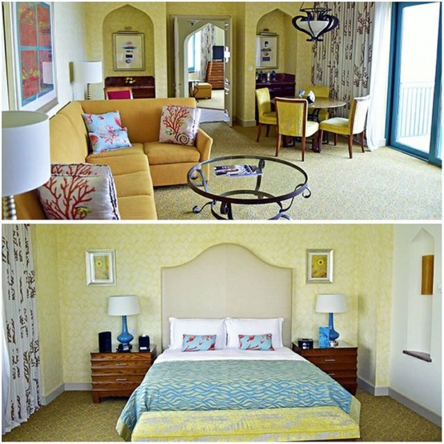 What my suite at atlantisthepalm looked like during our emiratesholidayshellip
