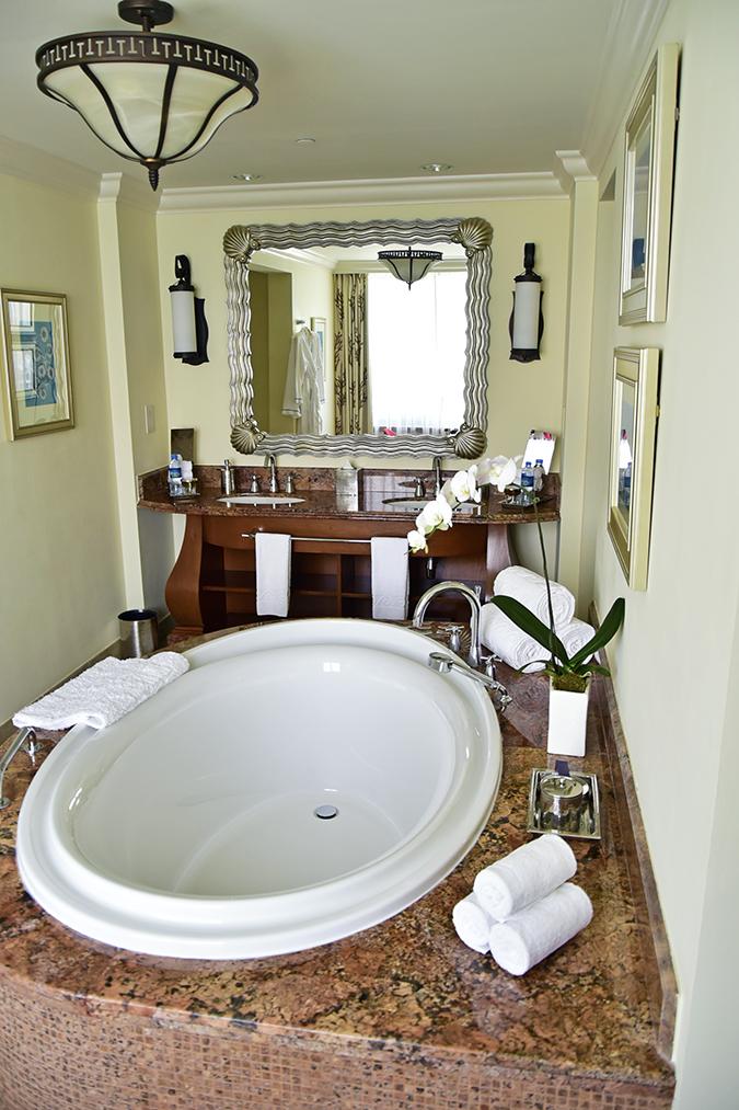 Atlantis The Palm | Dubai | Emirates Holidays | Akanksha Redhu | bathtub