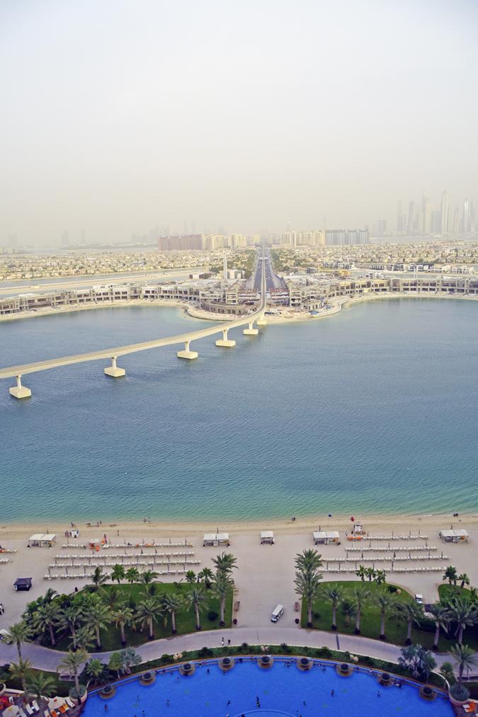 Atlantis The Palm | Dubai | Emirates Holidays | Akanksha Redhu | view from suite