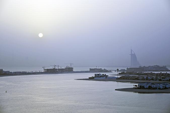 Atlantis The Palm | Dubai | Emirates Holidays | Akanksha Redhu | sunrise from room