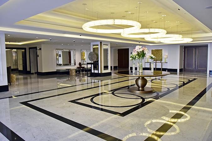 Taj Dubai | #EmiratesHolidays | Akanksha Redhu | hall wide