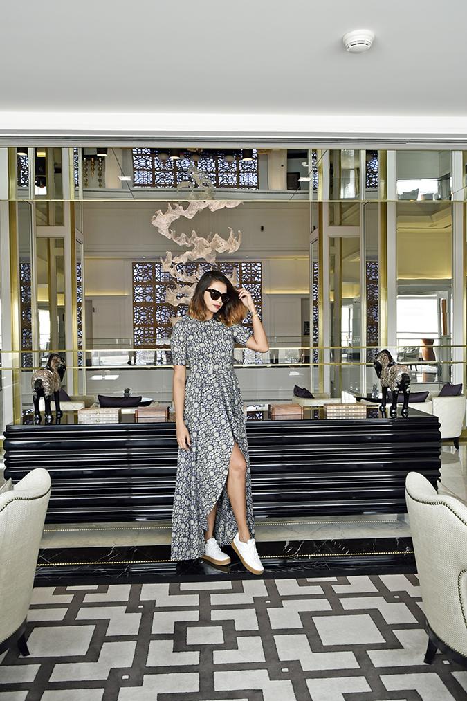 Taj Dubai | #EmiratesHolidays | Akanksha Redhu | full front far