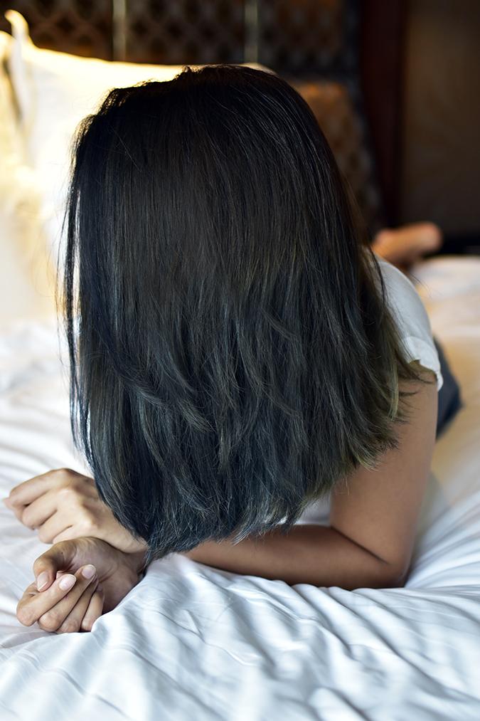 BBLUNT Salon Secret Hair Colour | Akanksha Redhu | after hair no face