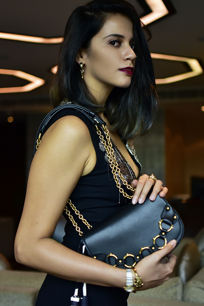 Reinvent Obsession | HP | Akanksha Redhu | cavalli side bag