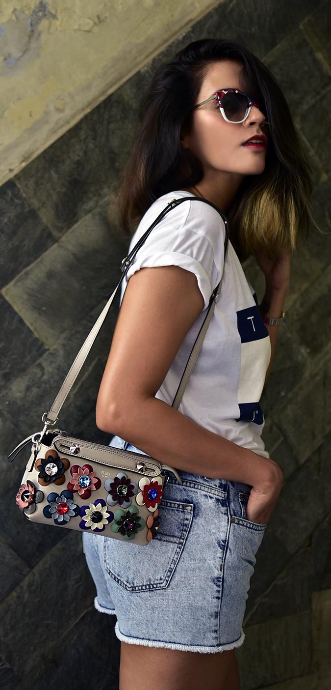 Bags | Akanksha Redhu | Fendi wearing side