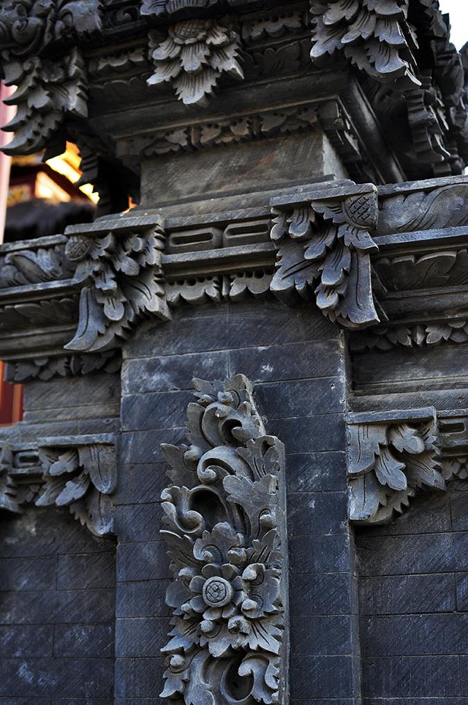 Lovina Beach   Bali   Akanksha Redhu   stone work