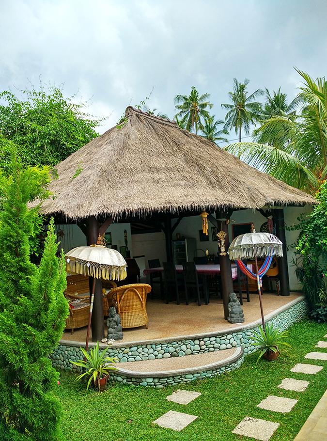 Lovina Beach   Bali   Akanksha Redhu   lounge area