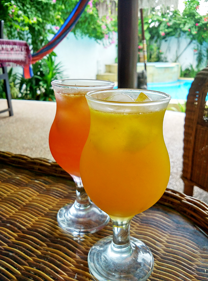 Lovina Beach | Bali | Akanksha Redhu | welcome drink