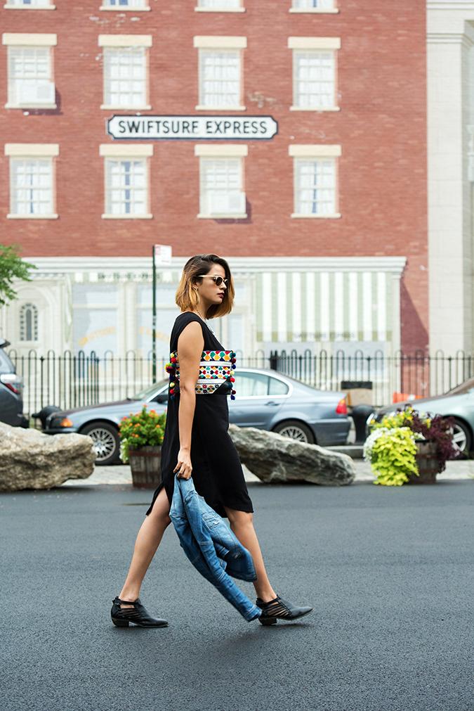 New York | Akanksha Redhu | walking jacket sway