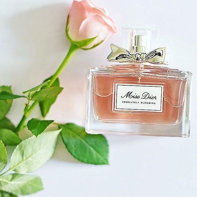 Miss Dior mornings httpakanksharedhucom diormakeup   akanksharedhu missdiorabsolutelyblooming missdiorperfumehellip
