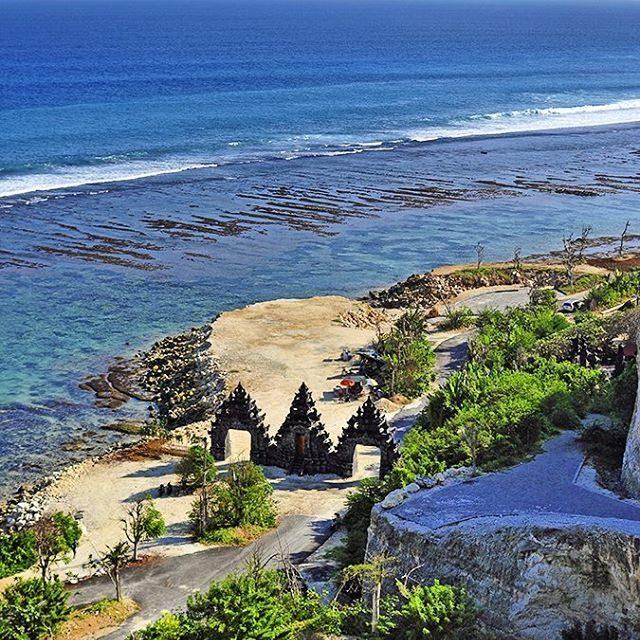 Melasti Beach Bali on httpakanksharedhucom RedhuxBali   akanksharedhu melastibeachhellip