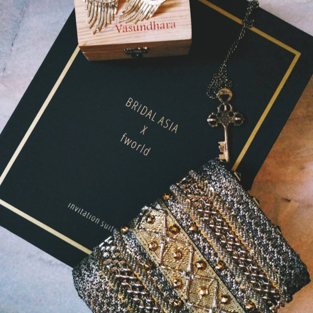 Thank you bridalasia for the beautiful goodies and invitation! Bridalhellip