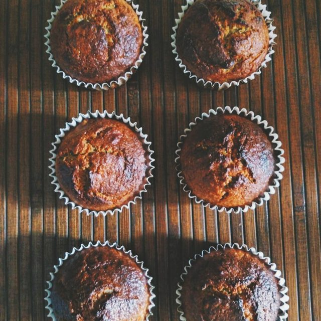 Lazy Sunday Super Healthy Muffins brought to you by RedhuDhabahellip