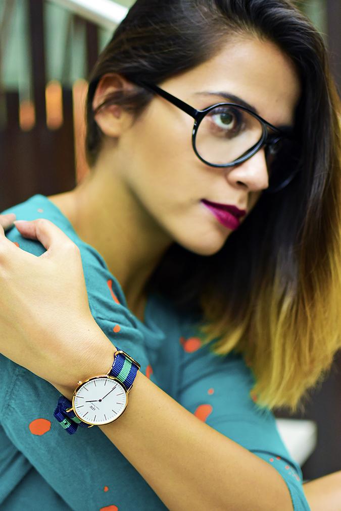 Benetton India | Akanksha Redhu | face watch
