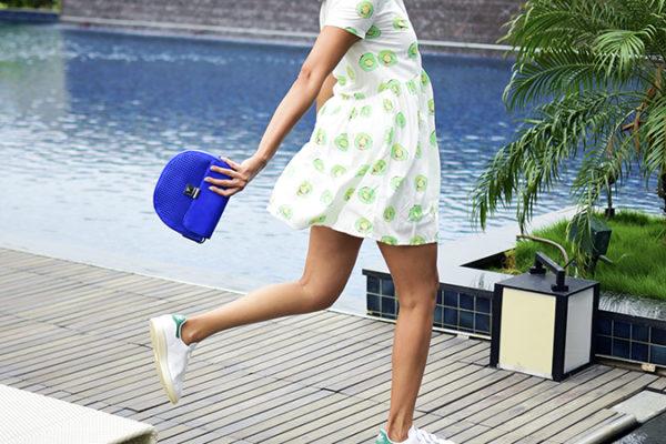 Benetton   Akanksha Redhu   walk fly