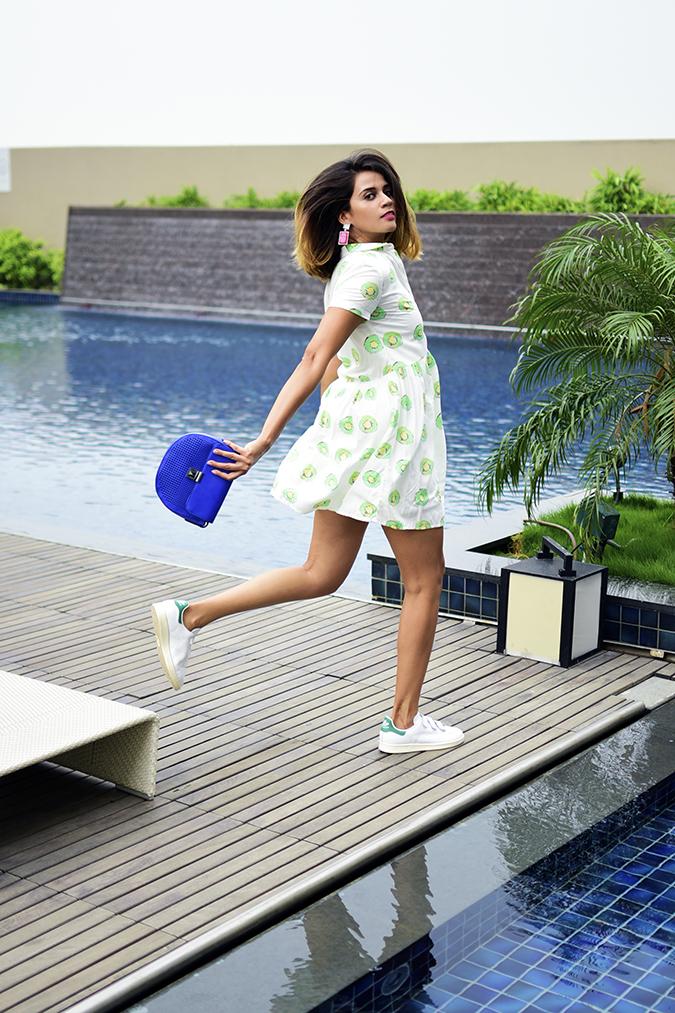 Benetton | Akanksha Redhu | walk fly