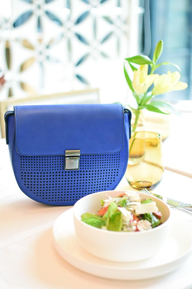 Benetton | Akanksha Redhu | bag lunch