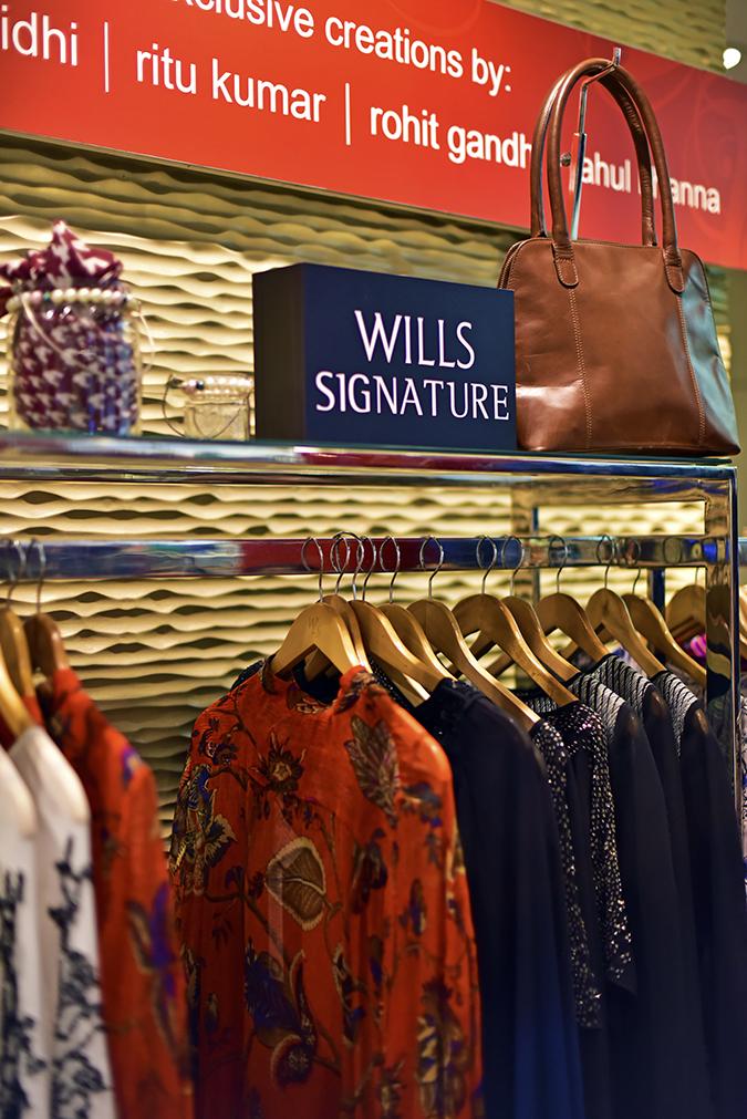 Wills Lifestyle AW16 | Akanksha Redhu | wills signature branding