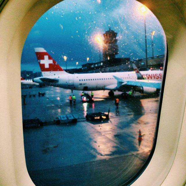 Made it to Geneva Bad weather in Zurich but Imhellip
