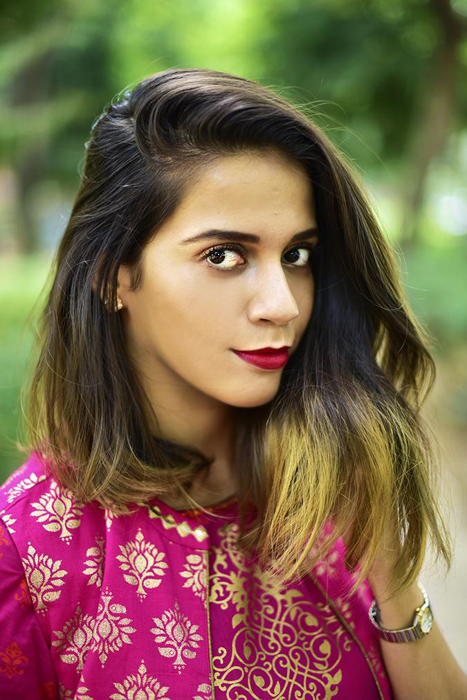 Max Fashion Festive Collection | Akanksha Redhu | face pout