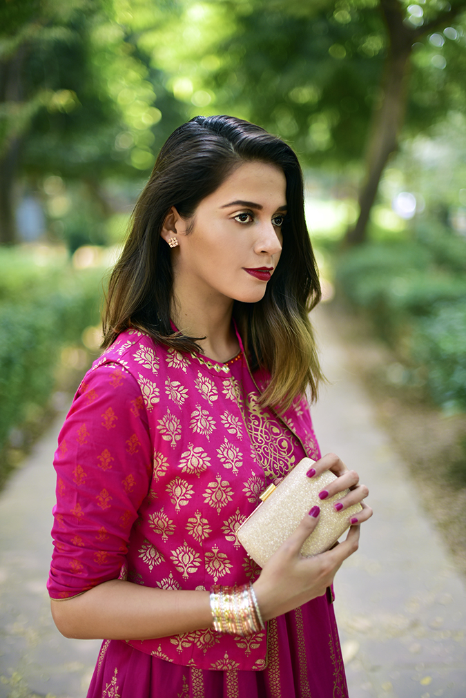 Max Fashion Festive Collection | Akanksha Redhu | half front path clutch
