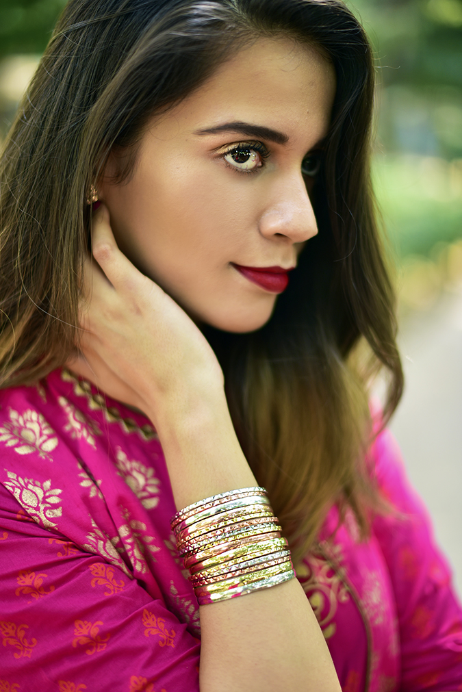 Max Fashion Festive Collection | Akanksha Redhu | face bangles