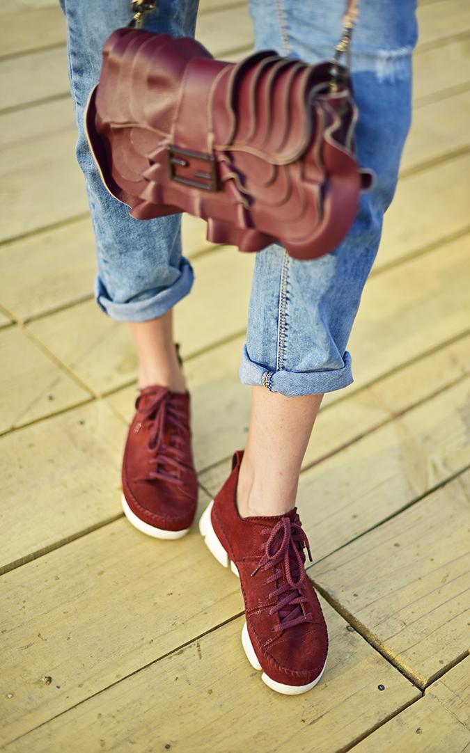 #AIFWSS17 | Akanksha Redhu | shoes bag