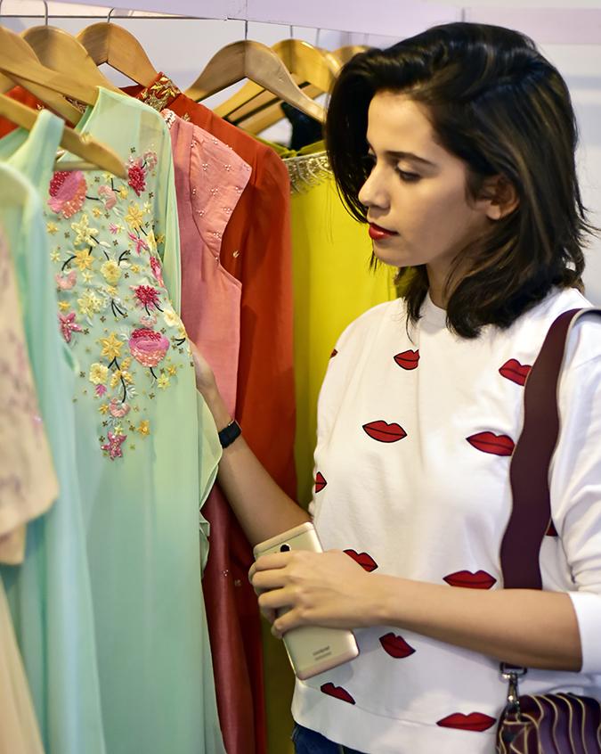 Coolpad India | Akanksha Redhu | at stall