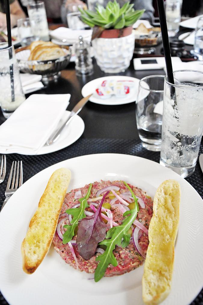 #GlionLuxury | Akanksha Redhu | lunch at student restaurant glion 28