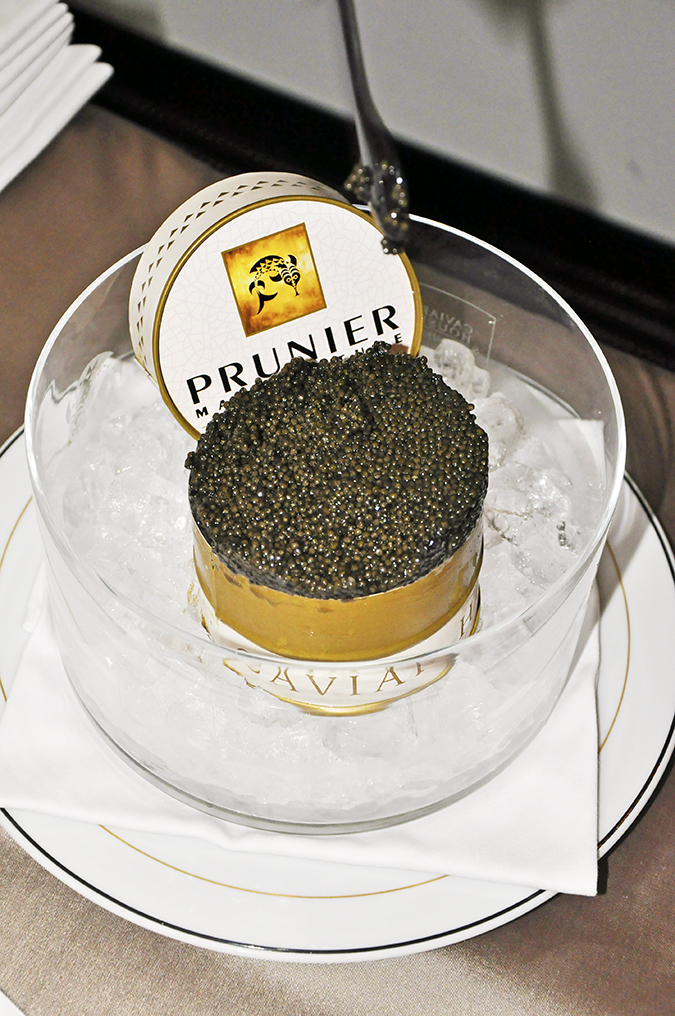 #GlionLuxury | Akanksha Redhu | caviar in tin 7