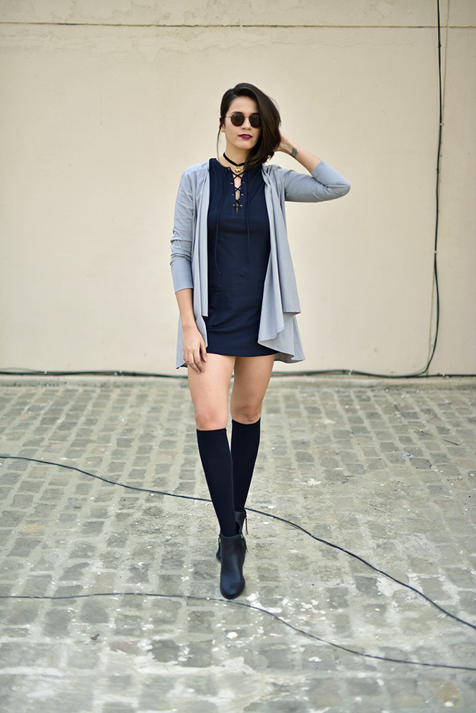 Sbuys | Akanksha Redhu | full front jacket leg front
