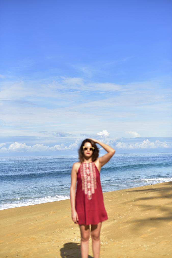 Sbuys | Akanksha Redhu | blur beach