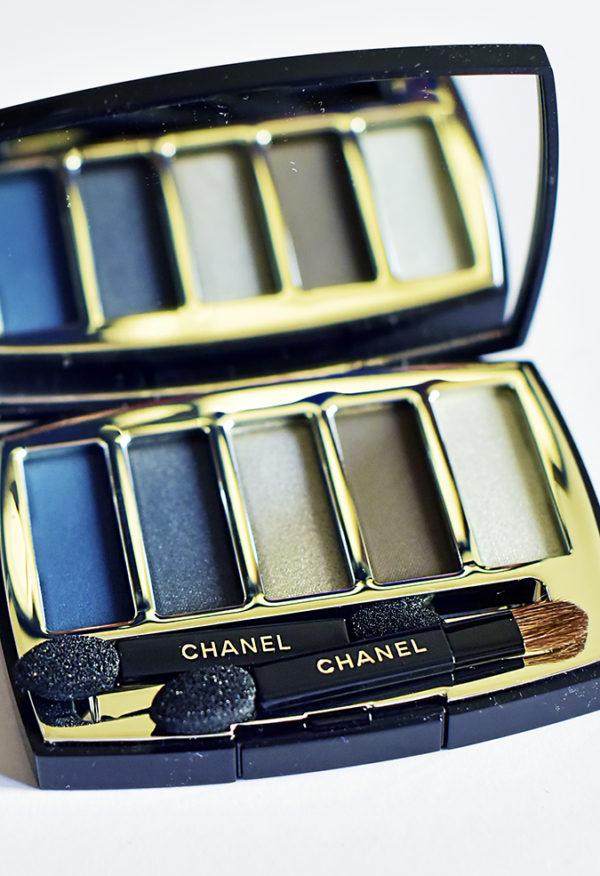 Collection Libre Synthetic De Chanel   Akanksha Redhu   eyeshadow closeup