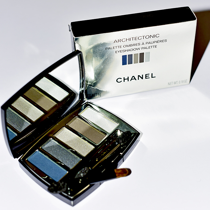 Collection Libre Synthetic De Chanel | Akanksha Redhu | eyeshadow carton