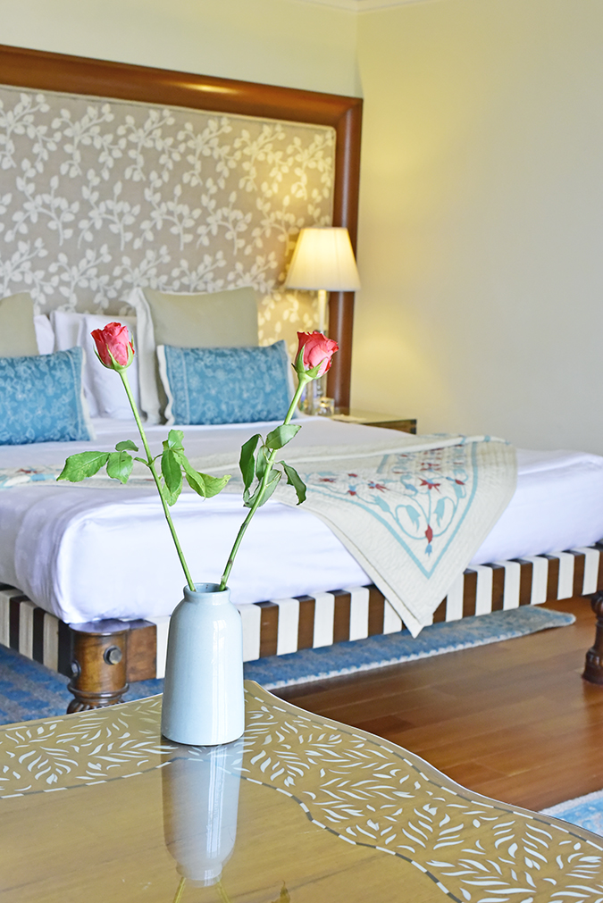 Salvatore Ferragamo | Akanksha Redhu | bedroom roses